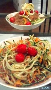 marinara spaghetti