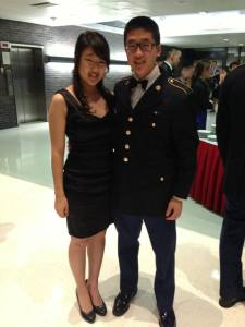 military ball 2012-13 with joo