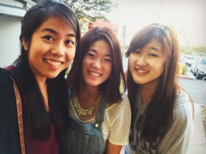 Met up with these two lovelies after about a year!